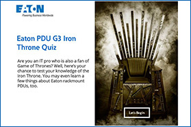 Iron Throne - Take the Quiz