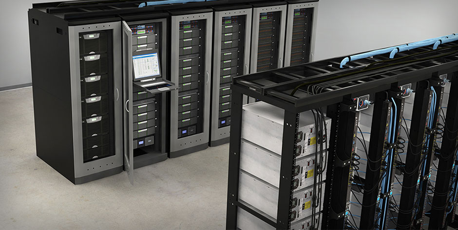 Power Protection for Data Centers, Networks Closets & Server Rooms